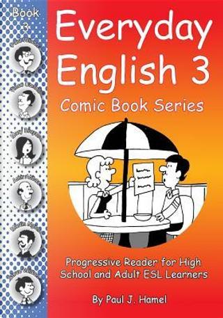 Everyday English Comic by Paul J. Hamel