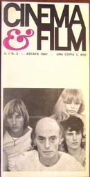 Cinema & Film n. 3, anno I, estate 1967