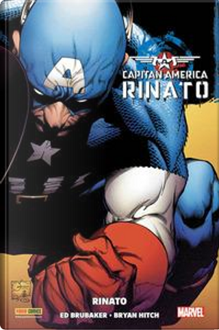 Capitan America - Ed Brubaker Collection vol. 11 by Bryan Hitch, Ed Brubaker