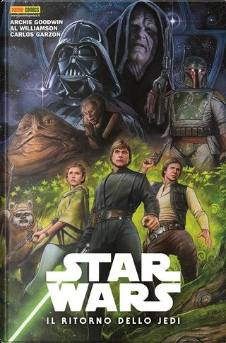 Star Wars: Il ritorno dello Jedi by Archie Goodwin