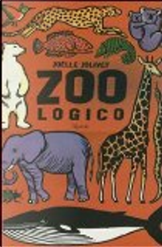 Zoo logico by Joëlle Jolivet