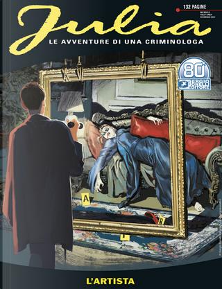 Julia n. 269 by Giancarlo Berardi, Lorenzo Calza