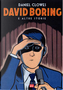 David Boring e altre storie by Daniel Clowes