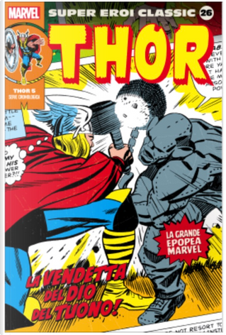 Super Eroi Classic vol. 26 by Stan Lee