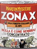 Maxi Martin Mystère n. 8 by Alfredo Castelli, Vincenzo Beretta