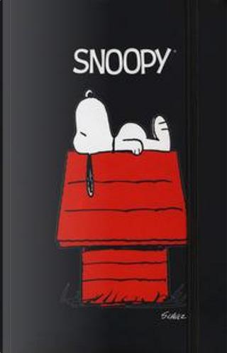 Peanuts cuccia taccuino by Charles Monroe Schulz