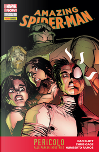 Amazing Spider-Man n. 639 by Christos Gage, Dan Slott, Dennis Hopeless, Nick Spencer, Robbie Thompson