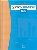 Saxon Math 6/5 by Stephen Hake