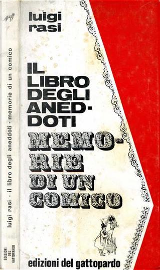 Il libro degli aneddoti by Luigi Rasi