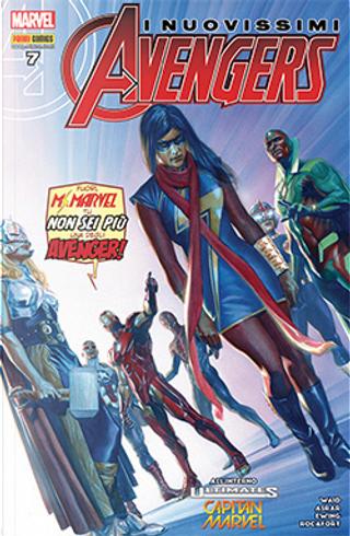 Avengers n. 56 by Al Ewing, Greg Weisman, Mark Waid, Michele Fazekas, Tara Butters