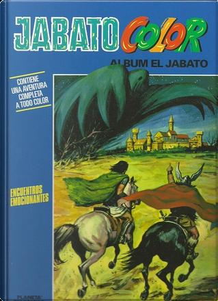 Jabato Color #31 by Francisco Darnís, Víctor Mora