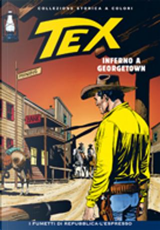 Tex collezione storica a colori n. 186 by Aurelio Galleppini, Carlo Raffaele Marcello, Gianluigi Bonelli, Giovanni Ticci, Guido Nolitta, Mauro Boselli