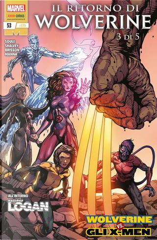 Wolverine n. 379 by Charles Soule