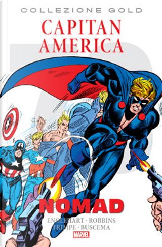 Capitan America & Falcon: Nomad by John Warner, Steve Englehart