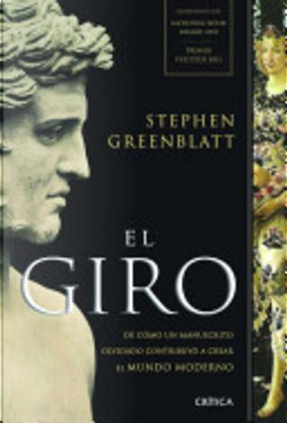 El giro by Stephen Greenblatt