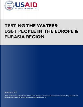 Testing the Waters by United States Agency for International Development