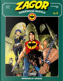 Zagor: Darkwood Novels n. 4 by Moreno Burattini