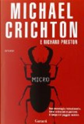 Micro by Richard Preston, Michael Crichton