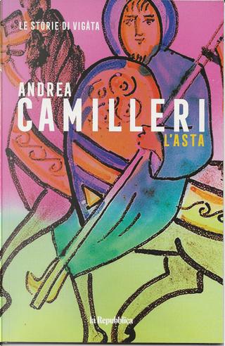 L'asta by Andrea Camilleri