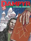 Dampyr n. 249 by Stefano Piani
