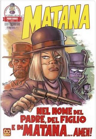 Matana n. 3 by Leo Ortolani