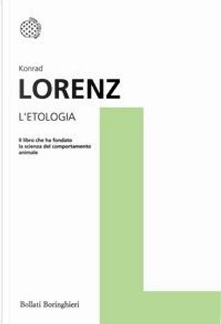 L'etologia by Konrad Lorenz