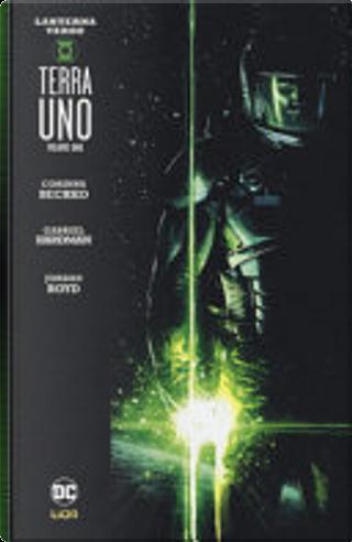 Lanterna verde - Terra uno vol. 1 by Corinna Bechko