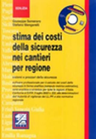 Stima dei costi della sicurezza nei cantieri per regione by Giuseppe Semeraro, Stefano Mengarelli
