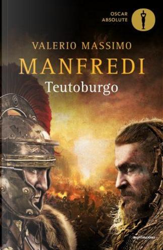 Teutoburgo by Valerio Massimo Manfredi