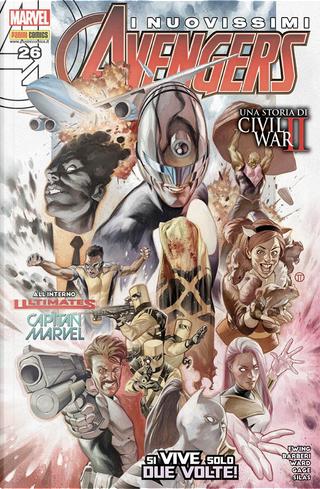 Avengers n. 75 by Al Ewing, Christos Gage, Ruth Fletcher Gage