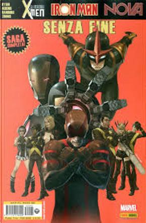 Speciale Incredibili X-Men - Iron Man - Nova: Senza fine by Sean Ryan