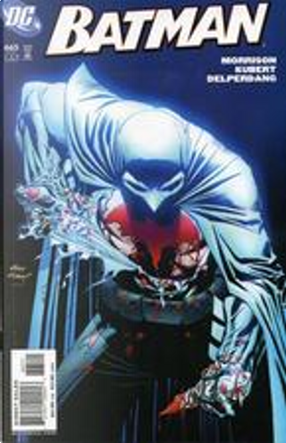 Batman Vol.1 #665 by Grant Morrison