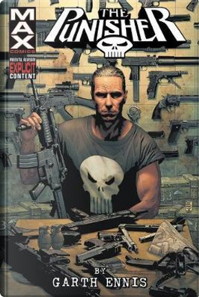 The Punisher Max Omnibus 1 by Garth Ennis