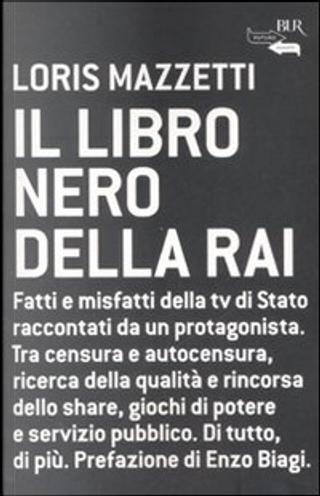 Il libro nero della RAI by Loris Mazzetti