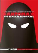 Fantomax: non temerai altro male by Luigi Bernardi