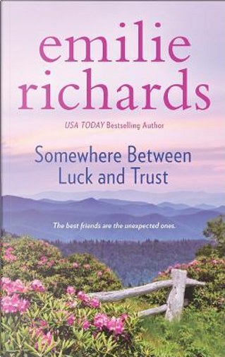 Somewhere Between Luck and Trust by Emilie Richards