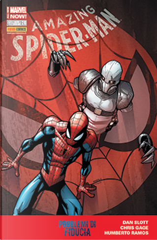 Amazing Spider-Man n. 640 by Christos Gage, Dan Slott, Dennis Hopeless, Nick Spencer, Robbie Thompson