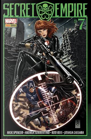 Secret Empire vol. 7 by Nick Spencer