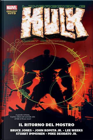 L'incredibile Hulk di Bruce Jones vol. 1 by Bruce Jones