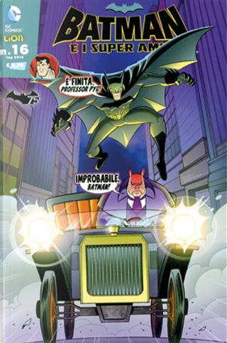 Batman e i Superamici n. 16 by Mark Millar, Matthew Manning