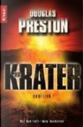Der Krater by Douglas Preston