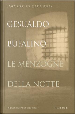 Le menzogne della notte by Gesualdo Bufalino