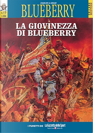 Blueberry n. 17 by Jean-Michel Charlier