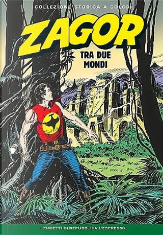 Zagor collezione storica a colori n. 160 by Mauro Boselli, Moreno Burattini