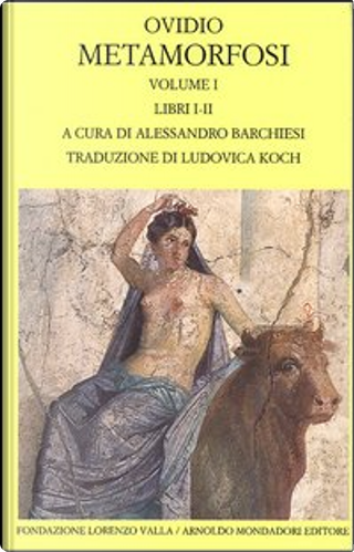 Metamorfosi (Volume I) by Publius Ovidius Naso