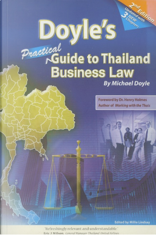 Doyle's Practical Guide to Thailand Business Law by Michael Doyle