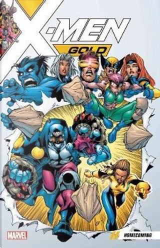 X-Men Gold 0 by Joe Kelly