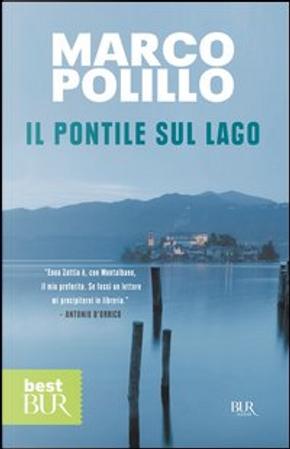 Il pontile sul lago by Marco Polillo