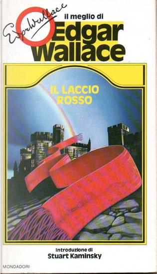 Il laccio rosso by Edgar Wallace