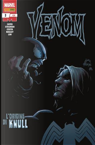 Venom vol. 20 by Donny C. Cates, Mark Bagley, Mike Costa, Ryan Stegman